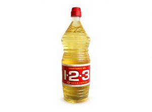 123 Vegetable Oil 33.8 Oz