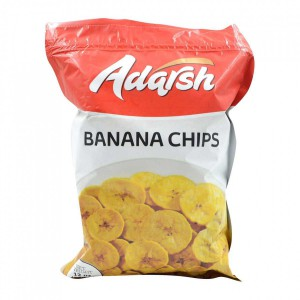 Adarsh Banana Chips 340 G.M