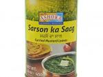 Ashoka Sarson Ka Saag 16 Oz