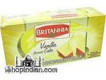 Britania Vanila Cake 8.8 Oz