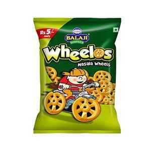 Balaji Masala Wheels 65G