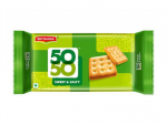 Britannia 50 -50 Salty Snacks 372 Gm