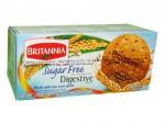 Britannia Sugar Free Digestive Biscuit 350 Gm