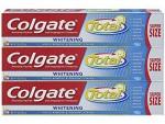 Colgate Total Whitening Gel 7.8 Oz