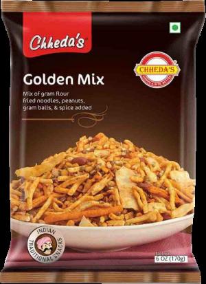Chhedas Golden Mix 6Oz