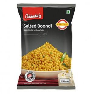Chhedas Salted Boondi 6Oz