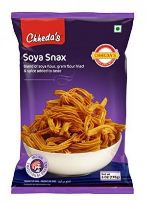 Chhedas Soya Snax 6Oz