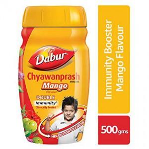 Dabur Chyawanprash Mango Flavour 500 G.M