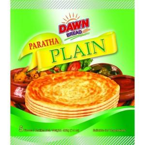 Dawn Paratha Plain 400G