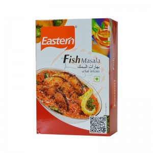 Eastern Fish Curry 50 G