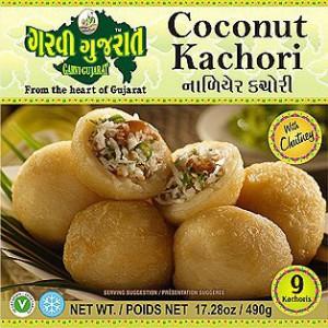 Garvi Gujarat Coconut Kachori 490G