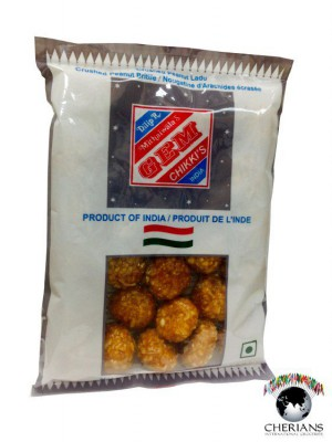 Gem Crush Peanut Laddu 7 Oz