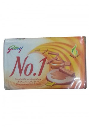 Godrej No.1 Rose Soap 115 Gm