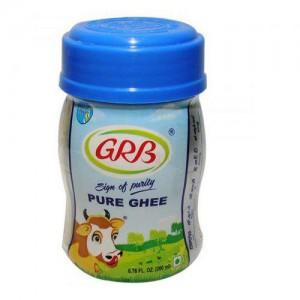 Grb Pure Ghee 200 Ml