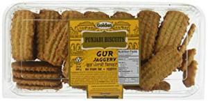 Golden Gur Punjabi Biscuits 680 Gm