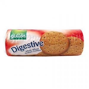 Gullon Digestive Whole Wheat 400 Gm
