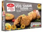 Haldiram jhatpat bites veg shami kabab 300 gm