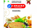 I Snacks Jeera Khakhra 200Gm
