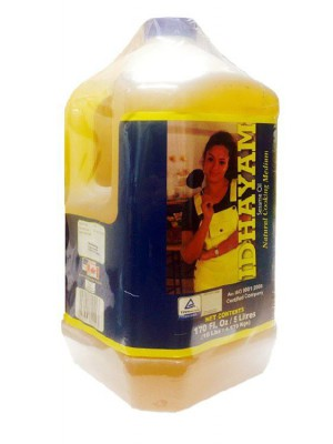 Idhayam Gingely Oil 5 Lts