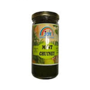 Joy Mint Chutney 8 Oz