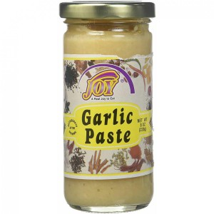 Joy Garlic Paste 8 Oz