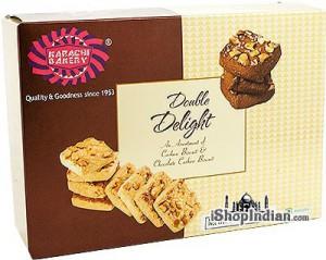 Karachi Bakery Double Delight 21 Oz