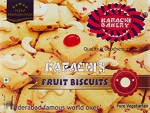 Karachi Fruit Biscuits 14 Oz