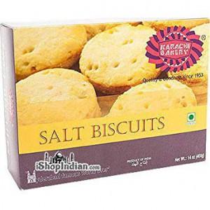 Karachi Salt Biscuits 14 Oz