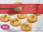 Karachi Bakery Zeera Biscuit 400 G.M