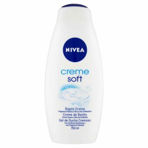 Nivea Creme Soft Body Wash 750 Ml