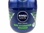 Nivea Men Max Hydration Body Cream 400 Ml