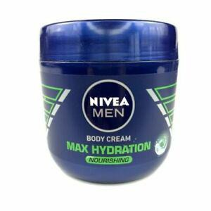 Nivea Men Max Hydration Body Cream 400 Ml