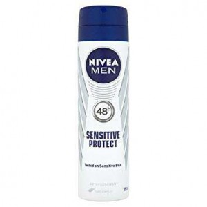 Nivea Sensitive Protect Men Deo 150 Ml