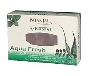 Patanjali Aqua Fresh Soap 75 Gm
