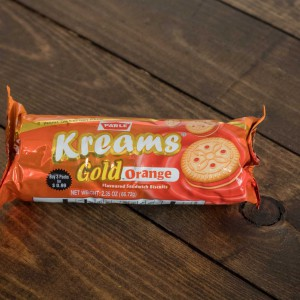 Parle Kreams Goold Orange 2.35Oz