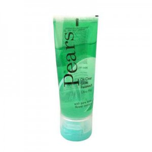 Pears Oil Clear Glow Face Wash 100Gm