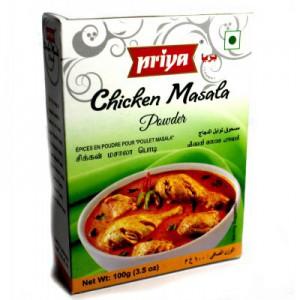 Priya Chicken Masala 100 Gm