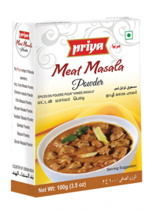 Priya Meat Masala Powder 100 Gm