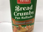 Red & White Bread Crums 15 Oz
