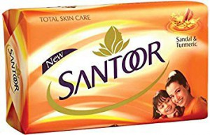 Santoor Soap 150 Gm