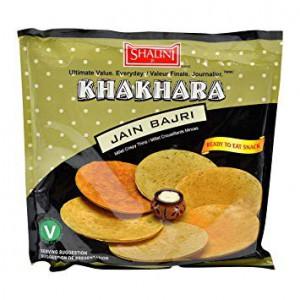 Shalini Jain Bajri Khakhara 180 Gm
