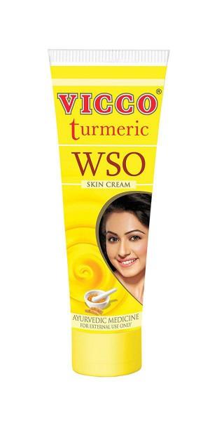 Vicco Turmeric Wso Cream 60 Gm