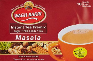 Waghbakri Masala Chai Unsweetened 140 Gm