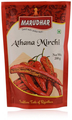 Red Chilli Whole 200G