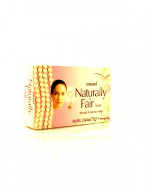 Emami Naturally Fair Herbal Fairness Soap 75Gm