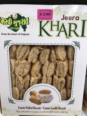 Garvi Gujarat Jeera Khari 400 G