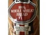 Gourmet Whole Wheat Bread 16 Oz