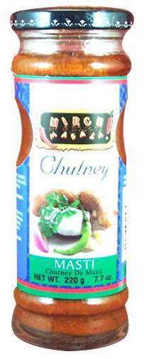 Mirchi Masala Chutney Masti 7.7 Oz