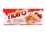 Nutro Strawberry Wafers 150 Gm